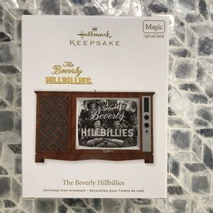 Hallmark keepsake Beverly Hillbillies TV ornament